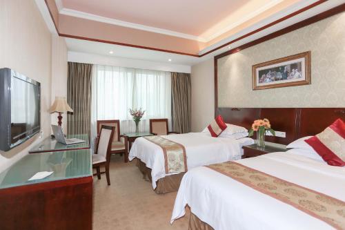 Vienna Hotel Dongguan Longfeng Villa