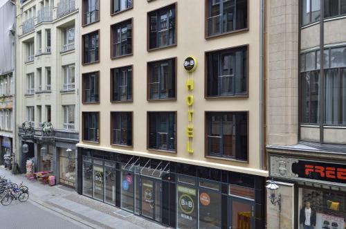 B&B Hotel Leipzig City