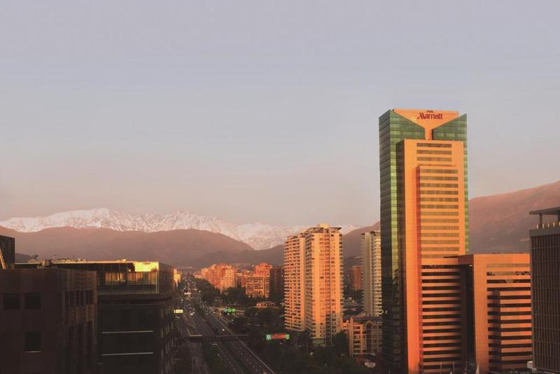 Gallery image of Santiago Marriott Hotel
