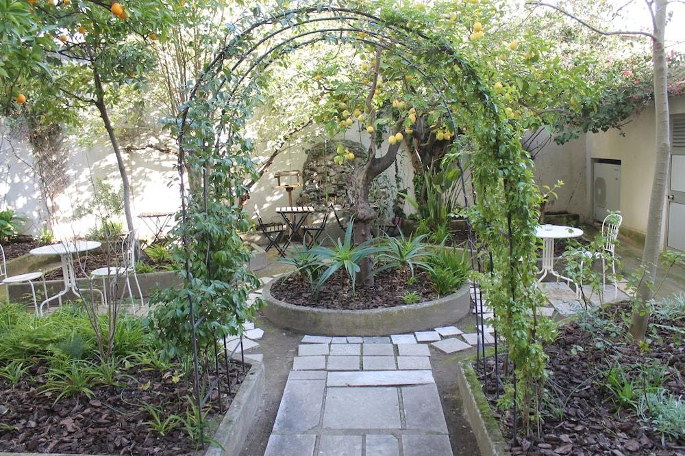 O Jardim Da Tessa